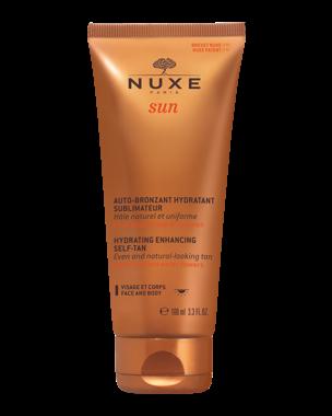 Sun Silky Self Tan Face & Body, 100ml