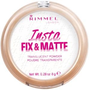 Insta Fix & Matte Powder