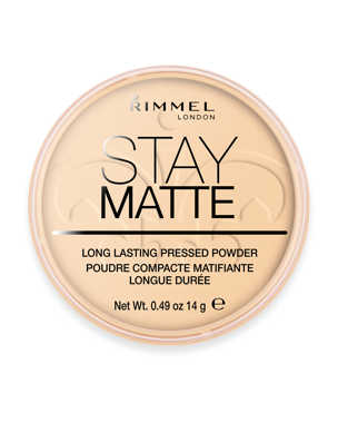 Stay Matte Long Lasting Powder