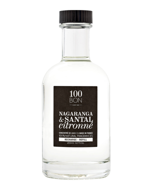 Concentré Nagaranga & Santal Citronné Refill, EdP 200ml