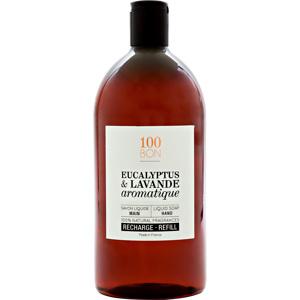 Eucalyptus & Lavande Aromatique Liquid Soap