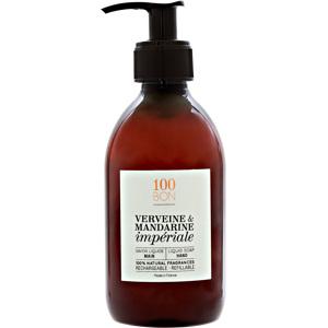 Verveine & Mandarine Impériale Liquid Soap