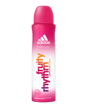 Fruity Rhythm Woman, Deospray 150ml