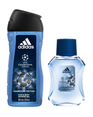 UEFA After Shave 100ml + Shower Gel 250ml