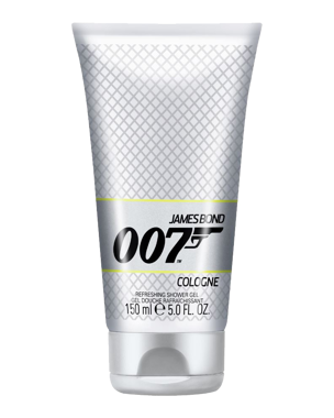 Bond 007 Cologne, Shower Gel 150ml