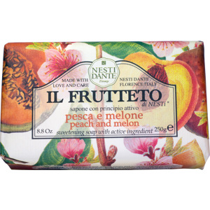 Il Frutteto Peach & Melon Soap 250g