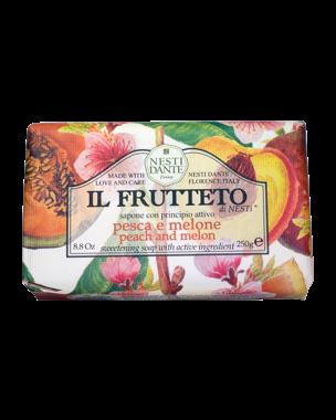 Il Frutteto Peach & Melon Soap 250g