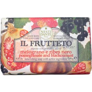 Il Frutteto Pomegran & Blackcurrant Soap 250g