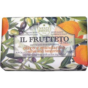 Il Frutteto Pure Olive Oil &Tangerine Soap 250g