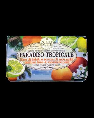Paradiso Tropicale Tahitian Lime & Mosambi Peel Soap 250g