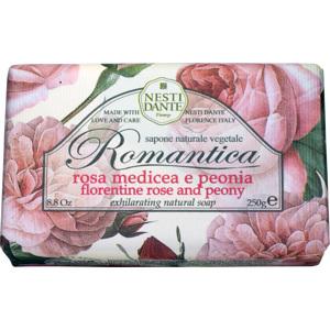 Romantica Florentine Rose Peony Soap 250g