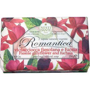Romantica Gillyflower & Fuchsia Soap 250g