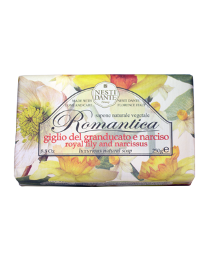 Romantica Royal Lily Narcissus Soap 250g