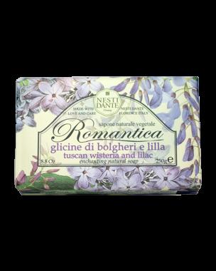 Romantica Tuscan Wisteria Lilac Soap 250g