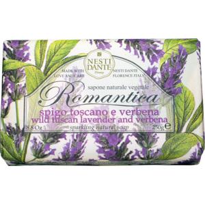 Romantica Wild Tuscan Lavender & Verbena Soap 250g