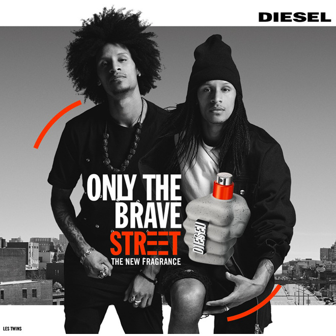 Only the Brave Street, EdT