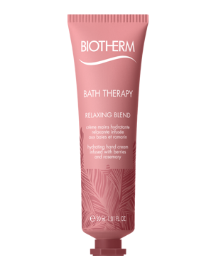 Bath Therapy Relaxing Hand Cream 30ml