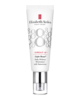 Eight Hour Daily Defense Moisturizer with Sunscreen 50ml