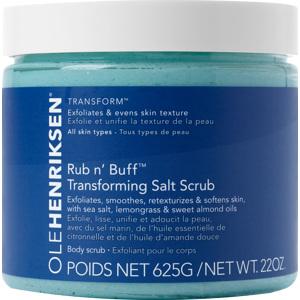 Rub n' Buff Transforming Salt Scrub 625g
