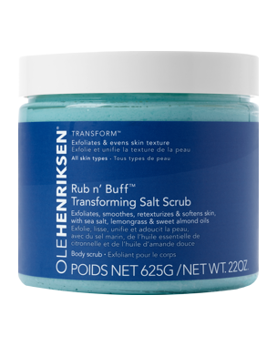 Rub n' Buff Transforming Salt Scrub 625g