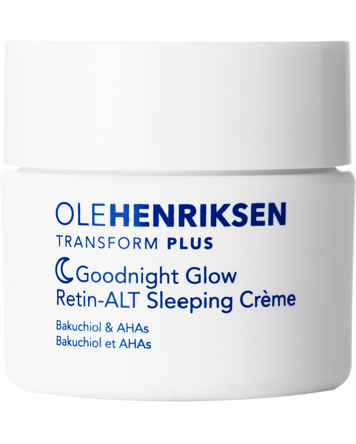 Transform Plus Goodnight Glow Retin-ALT Sleeping Cream 50ml