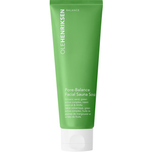 Pore-Balance Facial Sauna Scrub 85ml