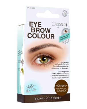 Eyebrow Colour