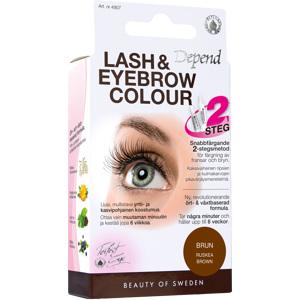 Lash & Eyebrow Colour, Brown