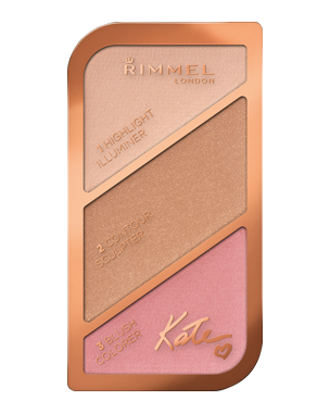 Kate Sculpting Palette 001 Golden Sand