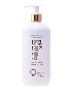 White Musk, Shower Gel 500ml