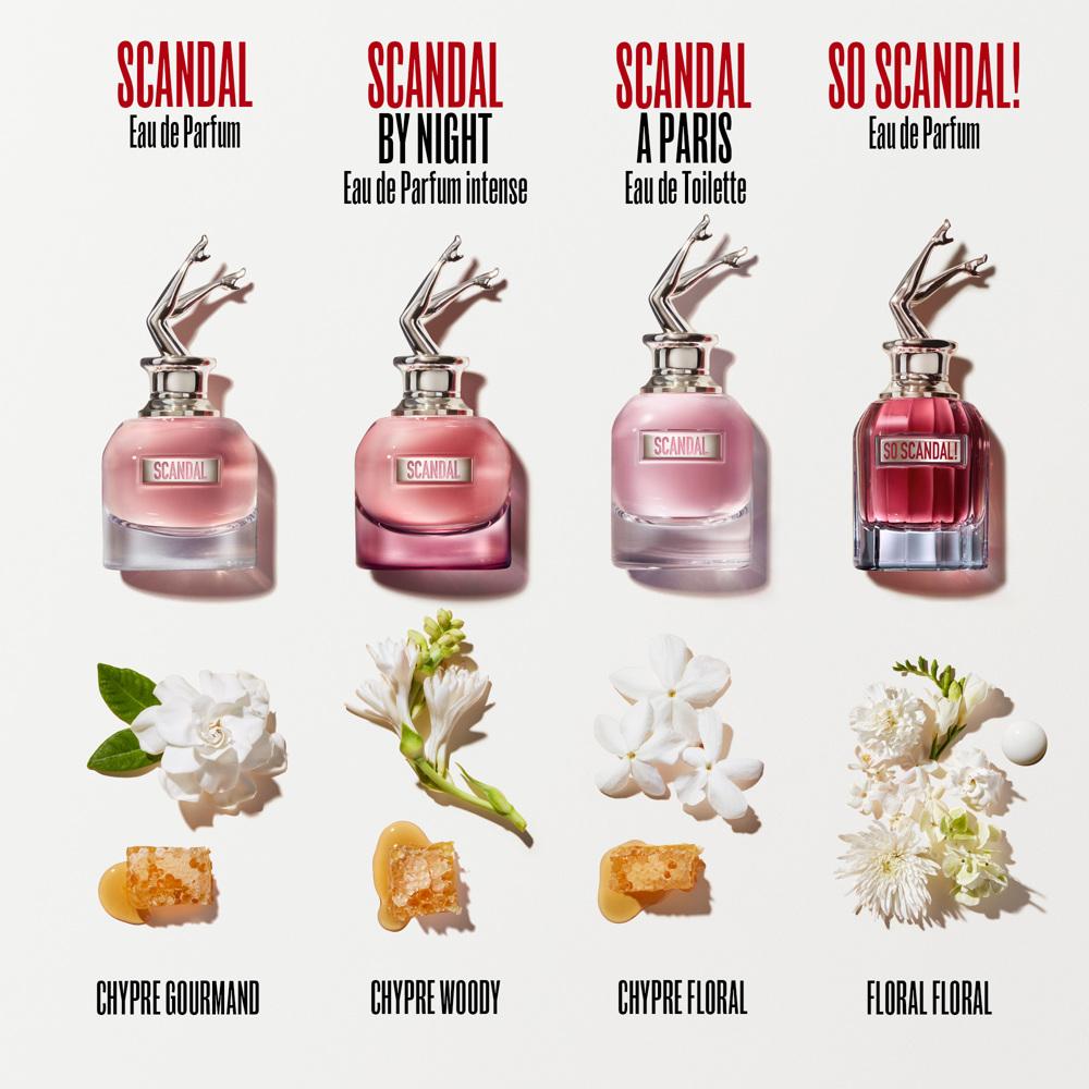 Scandal A Paris, EdT