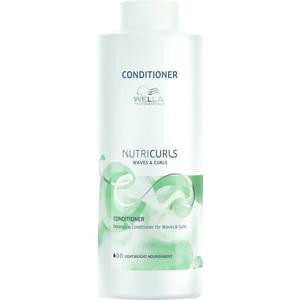 Nutricurls Waves & Curls Detangling Conditioner, 1000ml
