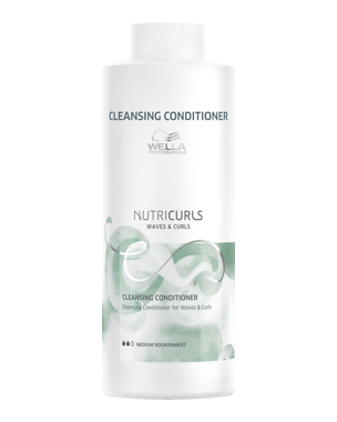 Nutricurls Waves & Curls Cleansing Conditioner, 1000ml