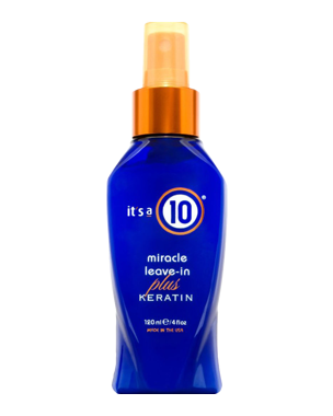 Miracle Leave-In Product Plus Keratin, 120ml
