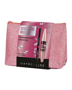 Lash Sensational Mascara & Hyper Precise Liner Set