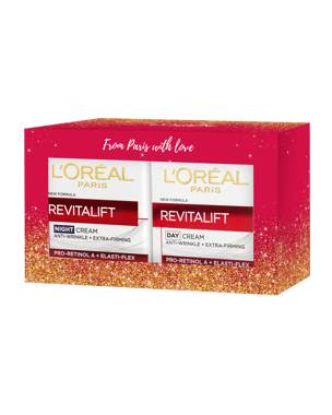 Revitalift Classic Day Cream & Night Cream Set