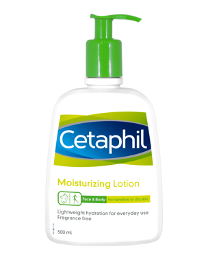 Moisturizing Lotion 500ml