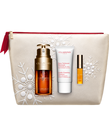 Clarins Double Serum Holiday Collection