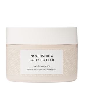 Vanilla Tangerine Nourishing Body Butter 200ml