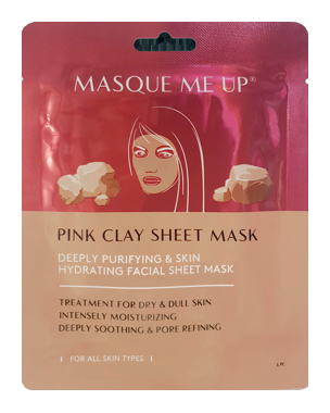 Pink Clay Mask 1 PCS