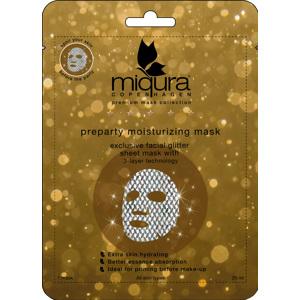 Pre-Party Glitter Mask 1 PCS