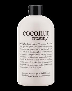 Bath & Body Shower Gel Coconut Frosting, 480ml