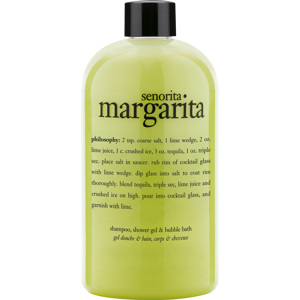 Bath & Body Shower Gel Senorita Margarita, 480ml