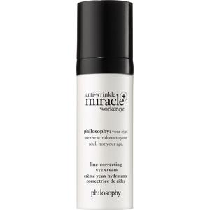 Anti Wrinkle Miracle Correcting Eye Cream, 15ml