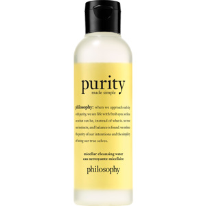 Purity Micellar Cleansing Water, 200ml