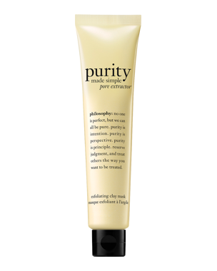 Purity Pore Extractor Exfoliating Clay Mask, 75ml