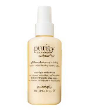 Purity Made Simple Ultra-Light Moisturizer