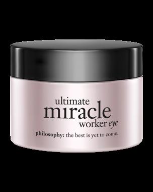 Ultimate Miracle Worker Eye Cream SPF15, 15ml