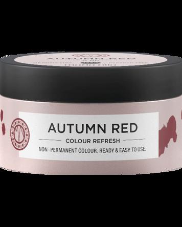 Colour Refresh Autumn Red