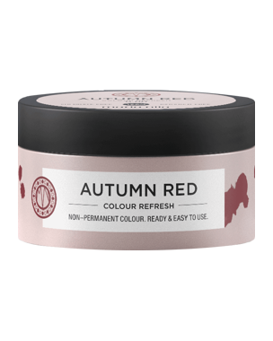 Colour Refresh Autumn Red